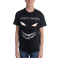 Disturbed - Mens Scary Face T-Shirt