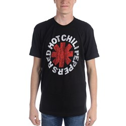 Red Hot Chili Peppers - Mens Classic Asterisk Lightweight T-Shirt