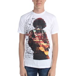 Jimi Hendrix - Mens Room Full Of Mirrors T-Shirt