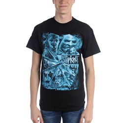 Slipknot - Mens Broken Glass T-Shirt