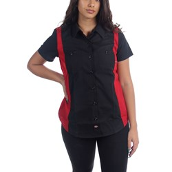 Dickies - FS524 Womens Short Sleeve Industrial Color Block Shirt