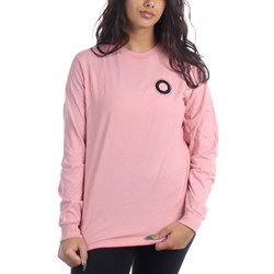 Stussy Womens Ringer Long Sleeve T-Shirt