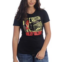 Billy Talent - Womens Crutch T-Shirt