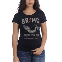 Black Rebel Motorcycle Club - Womens Mermaid T-Shirt