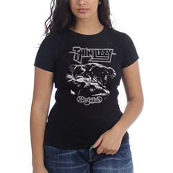 Thin Lizzy Panther Nightlife Junior's T-Shirt