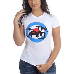 The Jam - Womens Target Logo T-Shirt