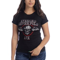 Avenged Sevenfold Binary Junior's T-Shirt