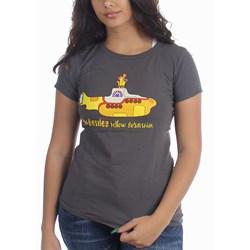 The Beatles - Womens Yellow Submarine T-Shirt