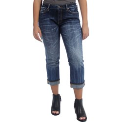Rock Revival - Womens Stephani P Cuffed Capri Jeans
