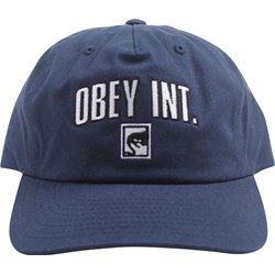 Obey - Mens International Strapback Hat