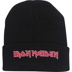 Iron Maiden Classic Logo Beanie