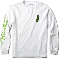 Primitive - Mens Pickle Rick Long Sleeve T-Shirt