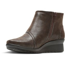 Clarks - Womens Caddell Rush Low Boot