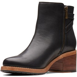 Clarks - Womens Clarkdale Jax Ankle Bootie