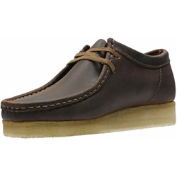 Clarks - Mens Wallabee Ankle Bootie