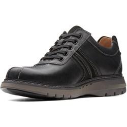 Clarks - Mens Un Ramble Go Leather Sneaker