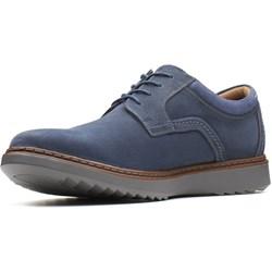 Clarks - Mens Un Geo Lace Oxford Shoe