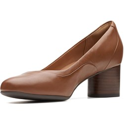 Clarks - Womens Un Cosmo Step Pumps