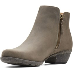 Clarks - Womens Wilrose Frost Ankle Bootie