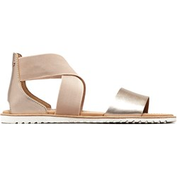 Sorel - Women's Ella Sandal - Metallic Sandals