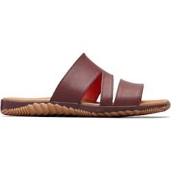 Sorel - Women's Out N About Plus Slide- Veg Sandals