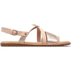 Sorel - Women's Ella Criss-Cross - Nubuck Sandals