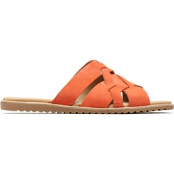 Sorel - Women's Ella Slide - Suede Sandals