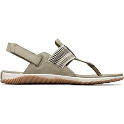 Sorel - Women's Out N About Plus Sandal - Nubuck Sandals