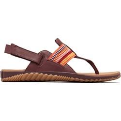 Sorel - Women's Out N About Plus Sandal - Veg Sandals