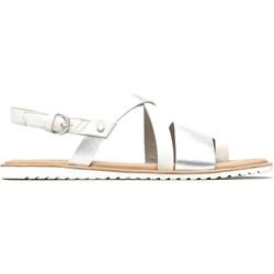 Sorel - Women's Ella Criss-Cross- Metallic Sandals
