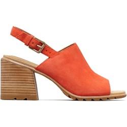 Sorel - Women's Nadia Sling Back-Suede Sandals