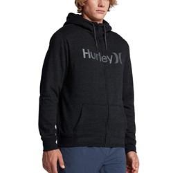 Hurley Mens Bayside Sherpa Fleece Zip-Up