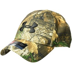 Under Armour - Mens UA Camo Cap 20 Cap