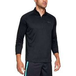 Under Armour - Mens Tech 1/2 Zip 20 Long-Sleeves T-Shirt
