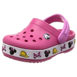 Crocs - GirlsCrocband Minnie Mouse Clog