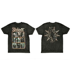 Slipknot - Mens Window T-Shirt