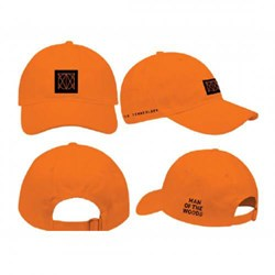 Justin Timberlake - Mens Motw Orange Dad Hat