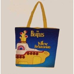 The Beatles - Womens Yellow Submarine Sublimated Tote
