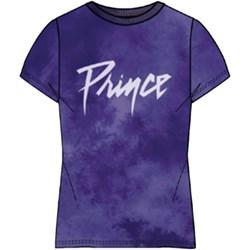 Prince - Womens Logo Tie Dye T-Shirt