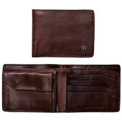Nixon - Men's Arc Se Bi-Fold Wallet Wallet
