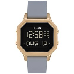 Nixon - Women's Siren Ss Digital Watch