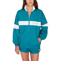 OBEY - Womens Kennedy Shirt Zip Up Jacket