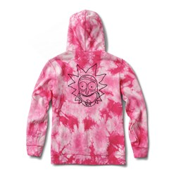Primitive - Mens Rick Tie-Dye Fleece Hoodie
