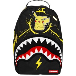 Sprayground - Unisex Adult Pikachu Shark Mouth Backpack