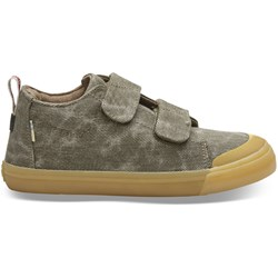 Toms Youth Lenny Mid Double Strap Sneaker