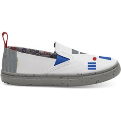 Toms Youth Luca Slip-On Shoes