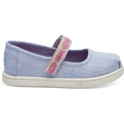 Toms Tiny Mary Jane Flats