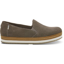 Toms Women's Palma Leather Wrap Slip-On Shoes