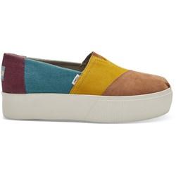 Toms Women's Alpargata Boardwalk Slip-On Shoes