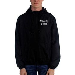 Rolling Stones, The - Mens Classic Logo Hoodie
